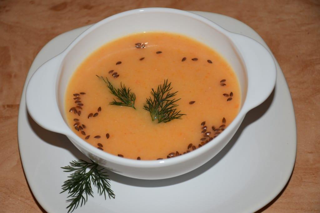 Supa crema de legume-reteta