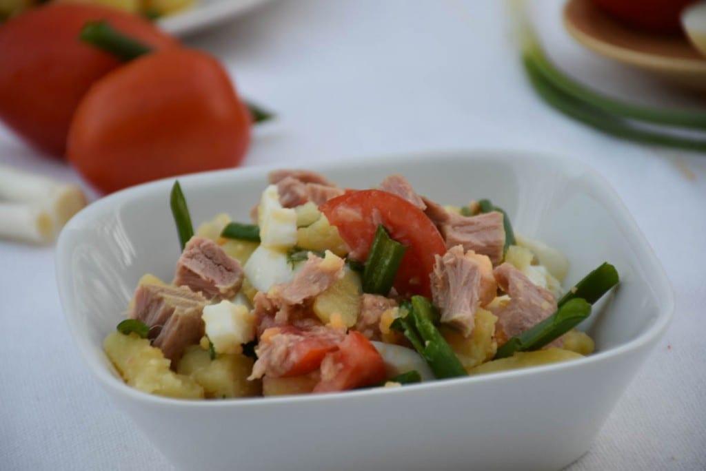salata de ton -reteta