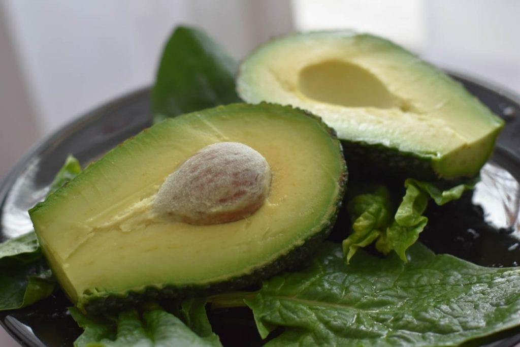 avocado si spanac-reteta