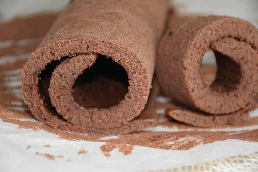 blat de rulada cacao-reteta