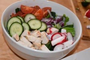 salata de primavara-reteta
