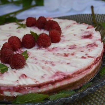 cheesecake cu fructe-reteta
