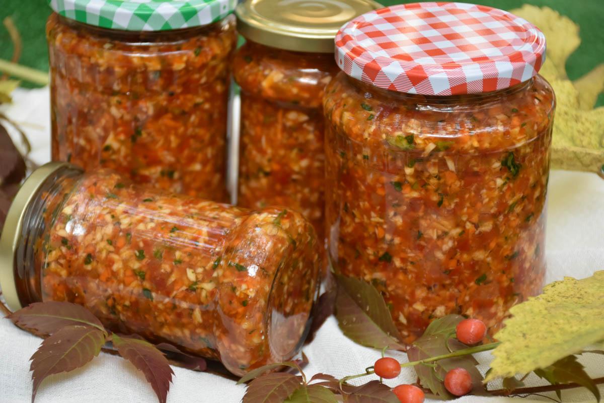 Zarzavat cu sare pentru ciorbe sau supe