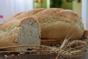 paine de casa cu seminte de dovleac si floarea soarelui-reteta