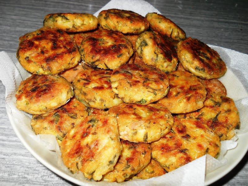 Chiftele de dovlecei