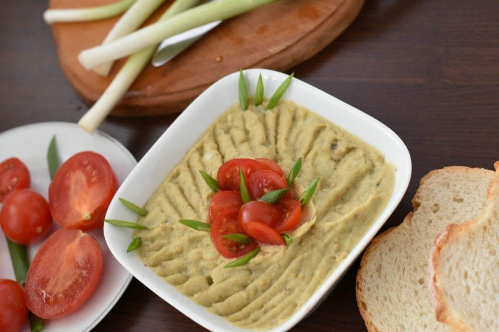 salata de vinete -reteta