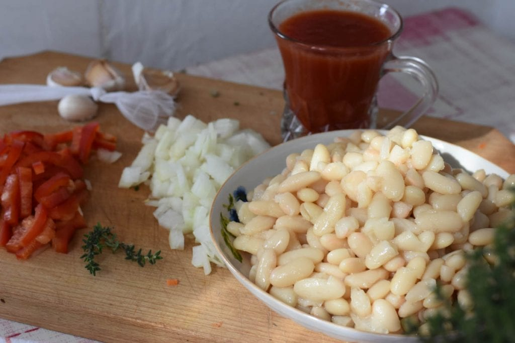 ingrediente fasole batuta