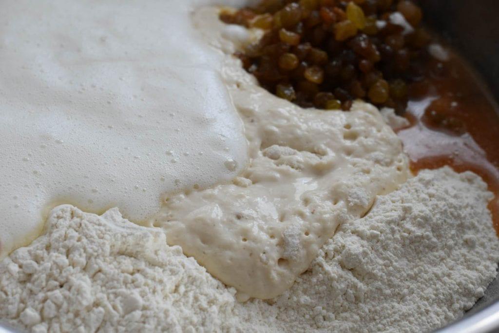 ingrediente cozonac-reteta