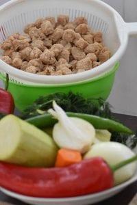 soia cuburi si legume-reteta