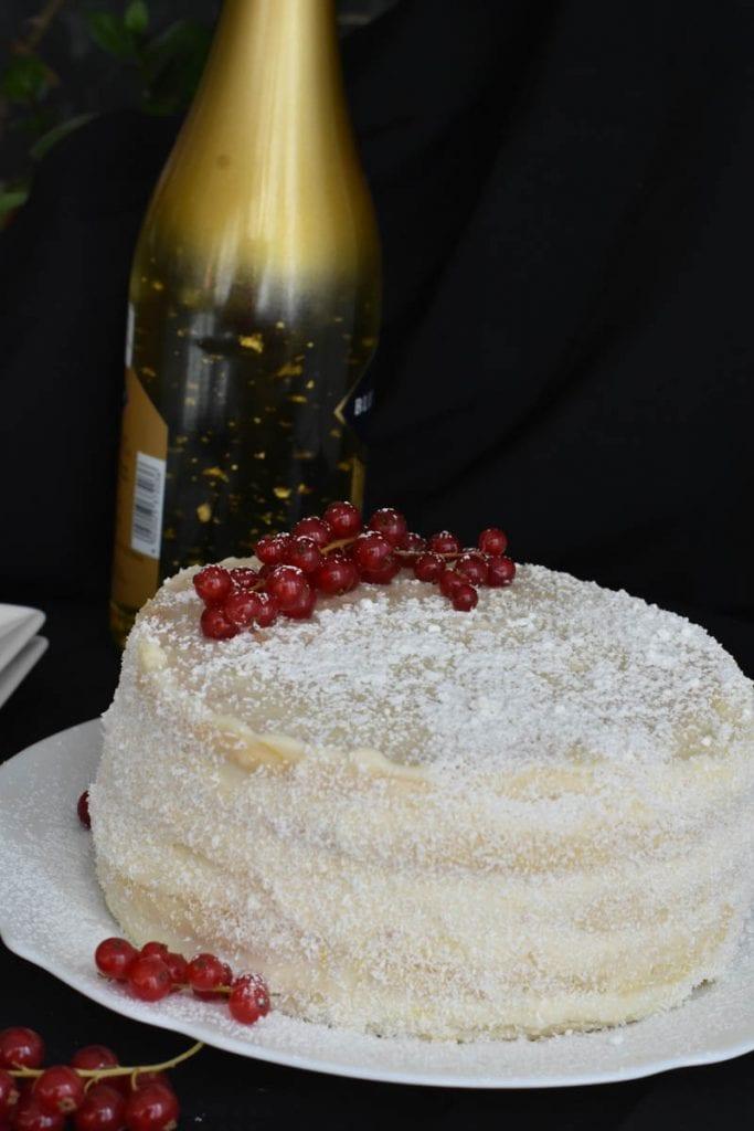 Tort Alba ca zapada-reteta