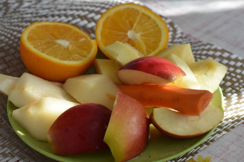 fructe suc -reteta
