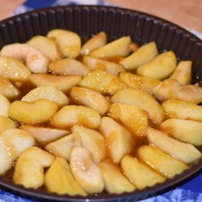 mere caramelizate-reteta