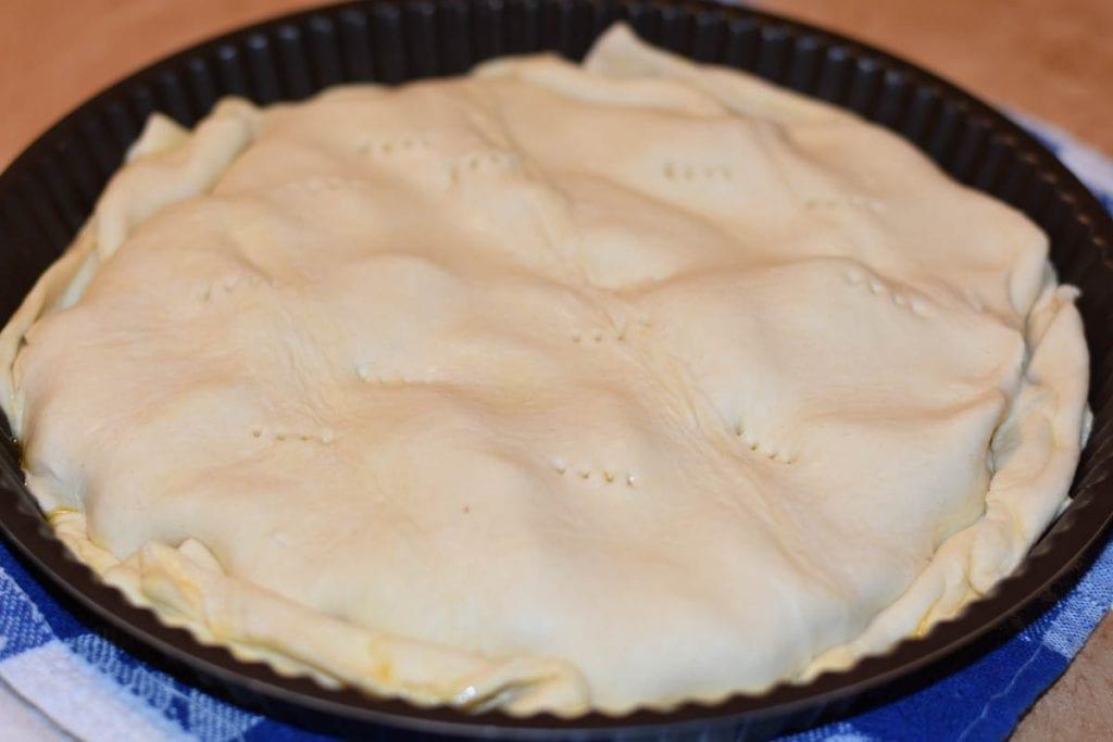 tarta cu aluat foietaj-reteta